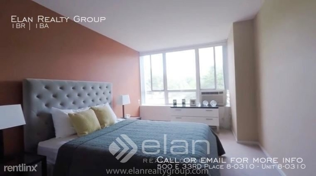 1 Bedroom, Lake Meadows Rental in Chicago, IL for $1,041 - Photo 2