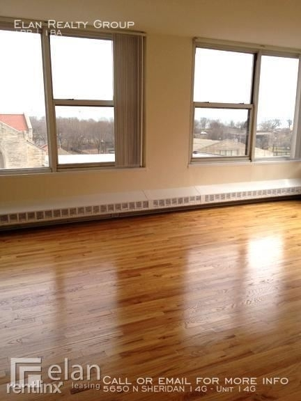 1 Bedroom, Edgewater Beach Rental in Chicago, IL for $1,422 - Photo 2