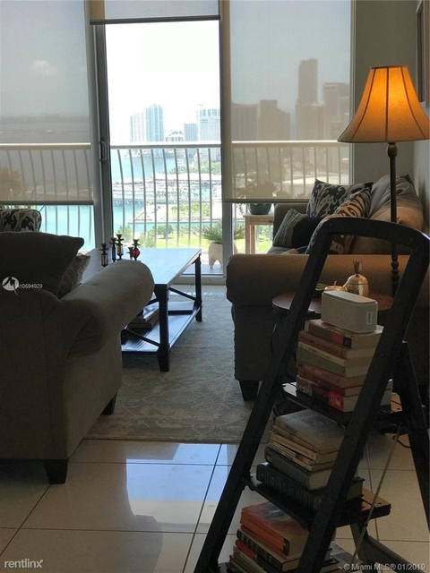 1 Bedroom, Seaport Rental in Miami, FL for $2,200 - Photo 1