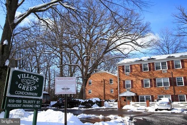 2 Bedrooms, Central Rockville Rental in Washington, DC for $1,550 - Photo 1