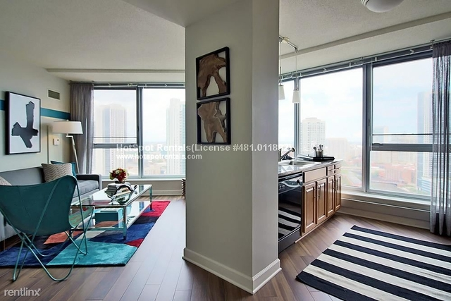 3 Bedrooms, Fulton River District Rental in Chicago, IL for $5,000 - Photo 2