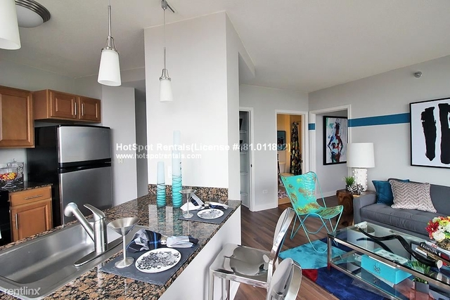 1 Bedroom, Fulton River District Rental in Chicago, IL for $2,050 - Photo 2