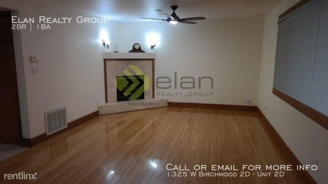 2 Bedrooms, Rogers Park Rental in Chicago, IL for $1,500 - Photo 1