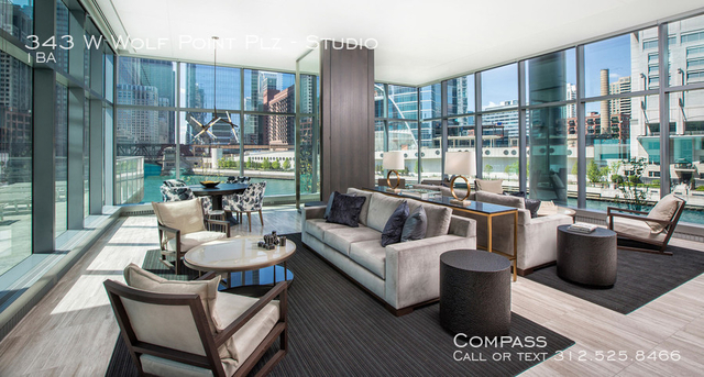 Studio, River North Rental in Chicago, IL for $1,834 - Photo 2