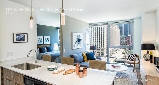 Studio, River North Rental in Chicago, IL for $1,834 - Photo 1