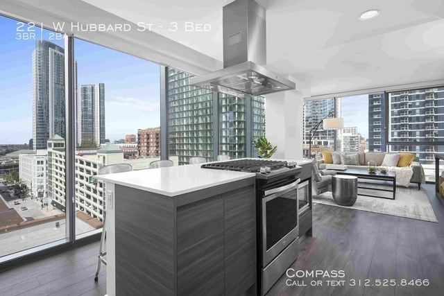 3 Bedrooms, River North Rental in Chicago, IL for $7,000 - Photo 1