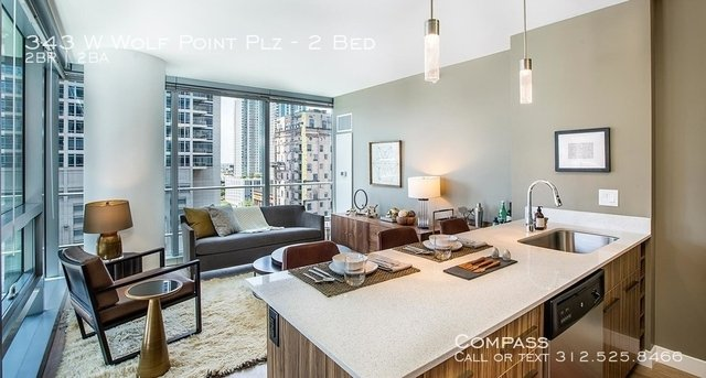 2 Bedrooms, River North Rental in Chicago, IL for $4,889 - Photo 1