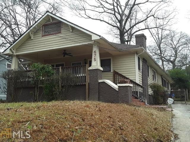 1 Bedroom, Adair Park Rental in Atlanta, GA for $1,025 - Photo 1