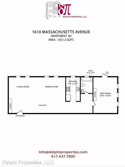 1 Bedroom, Neighborhood Nine Rental in Boston, MA for $2,050 - Photo 2