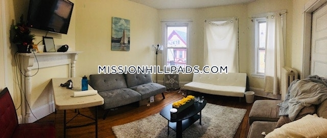 5 Bedrooms, Mission Hill Rental in Boston, MA for $4,800 - Photo 1