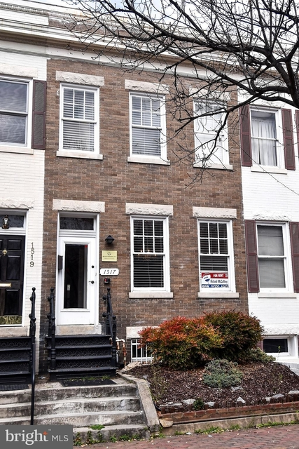 3 Bedrooms, Old Town Rental in Washington, DC for $2,950 - Photo 1