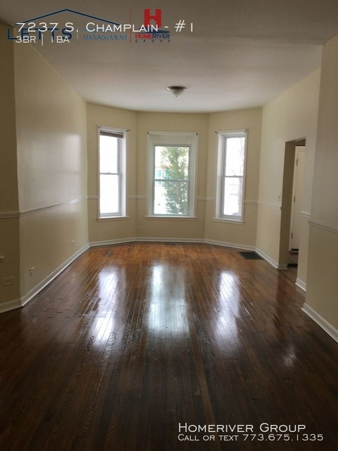 3 Bedrooms, Park Manor Rental in Chicago, IL for $1,050 - Photo 2