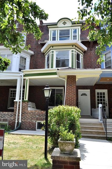 5 Bedrooms, Walnut Hill Rental in Philadelphia, PA for $3,500 - Photo 1