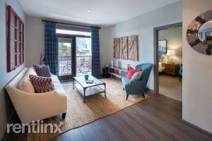 1 Bedroom, Old Fourth Ward Rental in Atlanta, GA for $1,482 - Photo 2