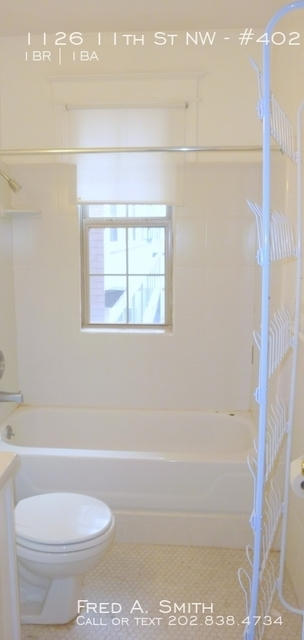 1 Bedroom, Mount Vernon Square Rental in Washington, DC for $1,850 - Photo 2