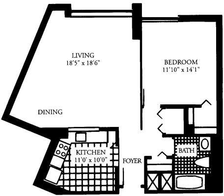 1 Bedroom, Malden Center Rental in Boston, MA for $2,385 - Photo 1
