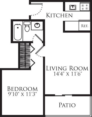 1 Bedroom, Mid-Cambridge Rental in Boston, MA for $2,430 - Photo 1