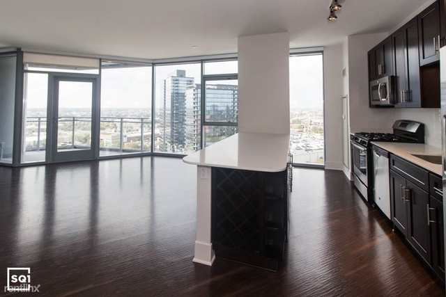 2 Bedrooms, Goose Island Rental in Chicago, IL for $3,350 - Photo 1