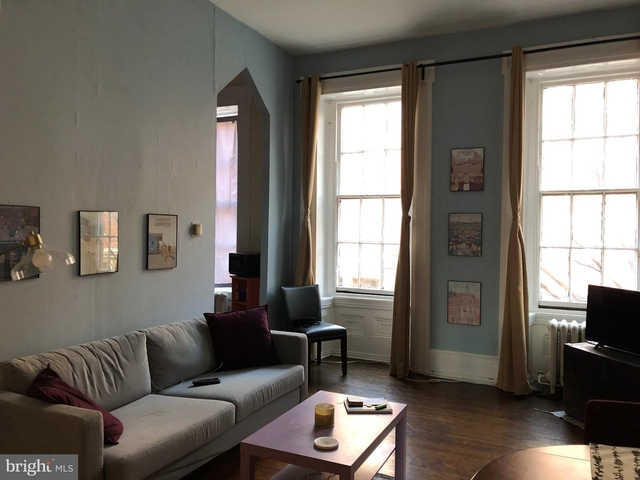 1 Bedroom, Rittenhouse Square Rental in Philadelphia, PA for $1,600 - Photo 2