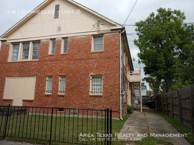 2 Bedrooms, Rosewood Rental in Houston for $800 - Photo 2