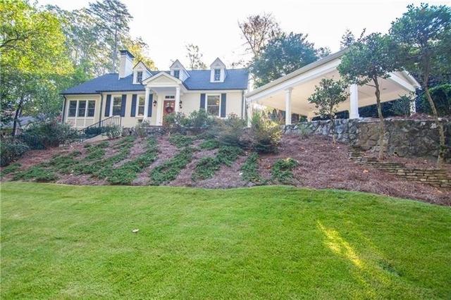 4 Bedrooms, Morningside - Lenox Park Rental in Atlanta, GA for $5,250 - Photo 1