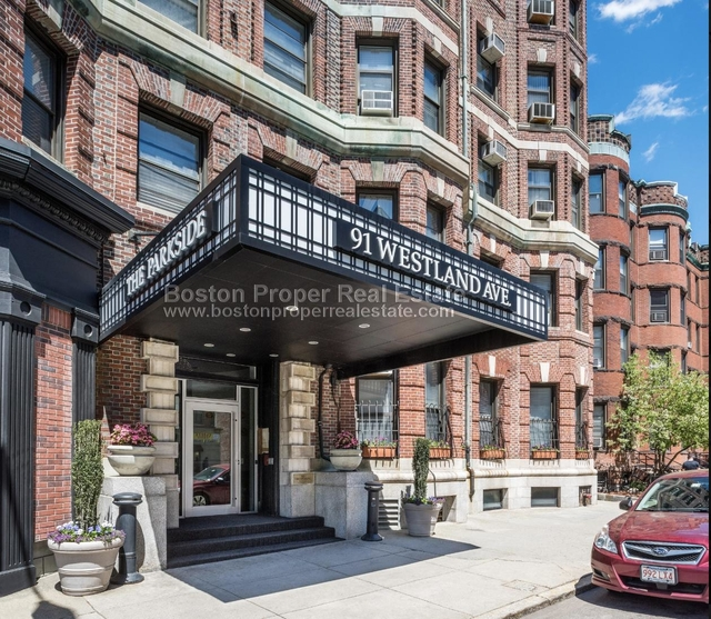 1 Bedroom, Fenway Rental in Boston, MA for $2,950 - Photo 1