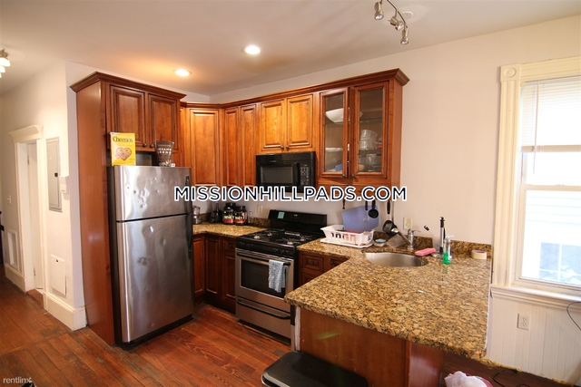 5 Bedrooms, Mission Hill Rental in Boston, MA for $5,250 - Photo 1