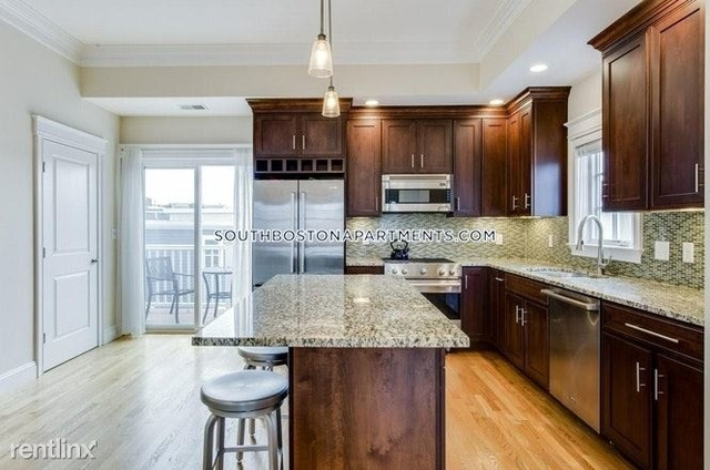 3 Bedrooms, D Street - West Broadway Rental in Boston, MA for $6,999 - Photo 1