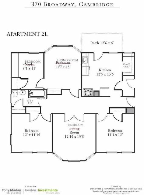 4 Bedrooms, Mid-Cambridge Rental in Boston, MA for $4,650 - Photo 1