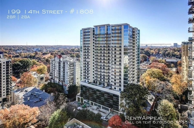 2 Bedrooms, Midtown Rental in Atlanta, GA for $2,000 - Photo 1
