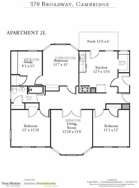 4 Bedrooms, Mid-Cambridge Rental in Boston, MA for $4,800 - Photo 2