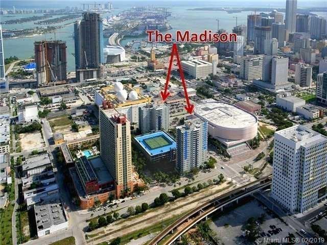 1 Bedroom, Park West Rental in Miami, FL for $1,650 - Photo 1