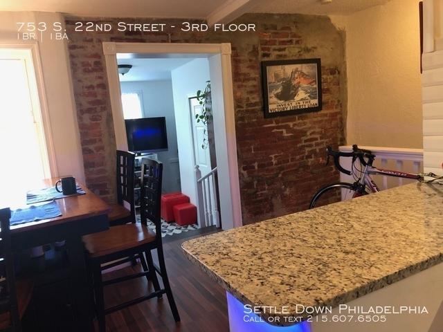 1 Bedroom, Graduate Hospital Rental in Philadelphia, PA for $1,295 - Photo 2