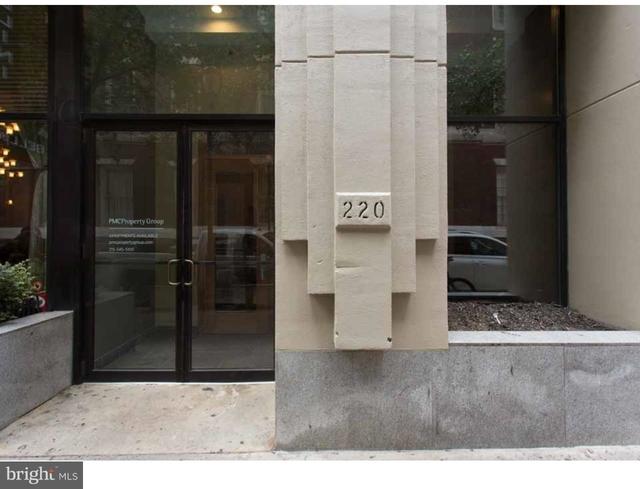 2 Bedrooms, Rittenhouse Square Rental in Philadelphia, PA for $2,055 - Photo 2