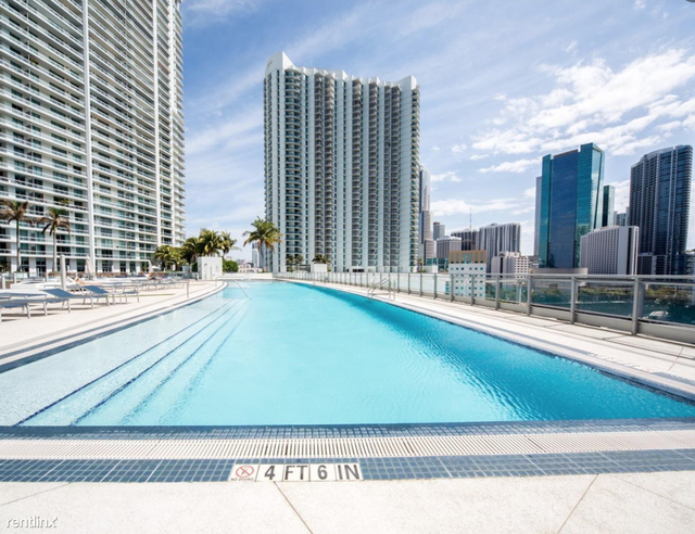 2 Bedrooms, River Front West Rental in Miami, FL for $2,350 - Photo 1