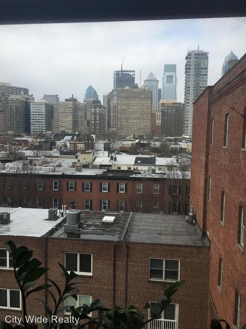 1 Bedroom, Rittenhouse Square Rental in Philadelphia, PA for $1,625 - Photo 2