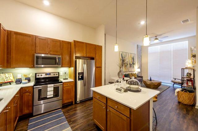 1 Bedroom, Downtown Houston Rental in Houston for $1,408 - Photo 2