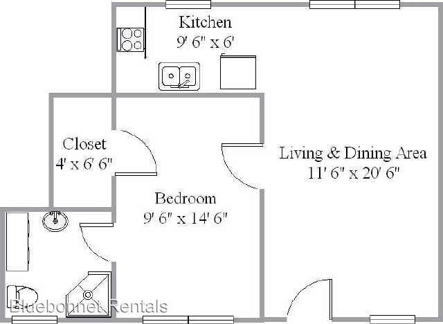 1 Bedroom, Temple Terrace Rental in Houston for $845 - Photo 1