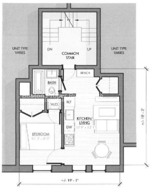 1 Bedroom, Fenway Rental in Boston, MA for $2,575 - Photo 2