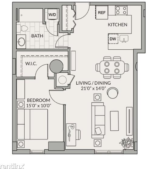 1 Bedroom, Winter Hill Rental in Boston, MA for $2,750 - Photo 1