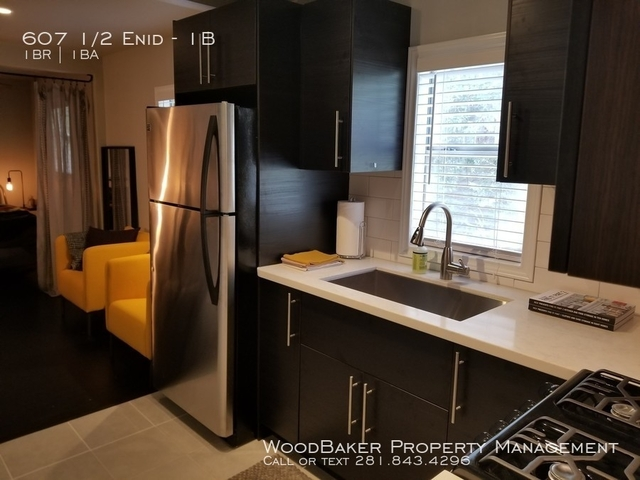 1 Bedroom, Greater Heights Rental in Houston for $999 - Photo 1
