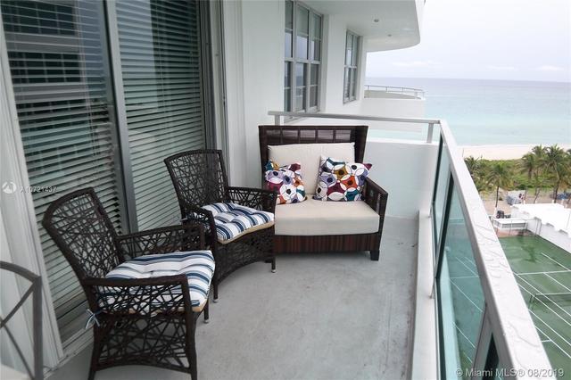 2 Bedrooms, Oceanfront Rental in Miami, FL for $4,200 - Photo 1