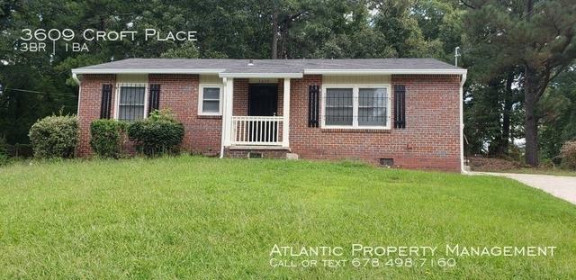 3 Bedrooms, Carroll Heights Rental in Atlanta, GA for $995 - Photo 1