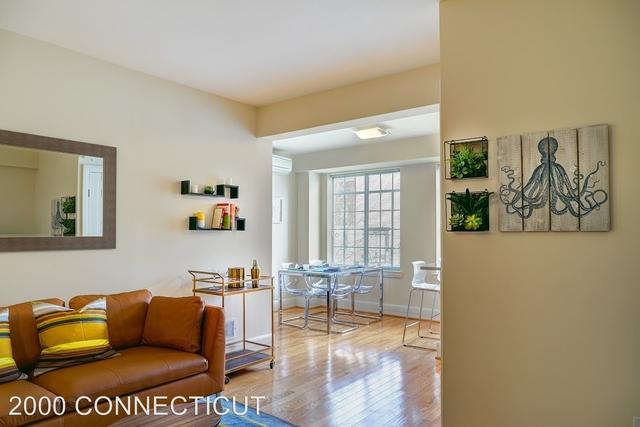 1 Bedroom, Kalorama Rental in Washington, DC for $2,175 - Photo 2