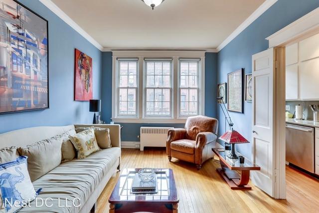 2 Bedrooms, Kalorama Rental in Washington, DC for $3,000 - Photo 1