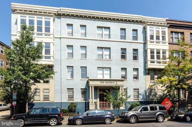 2 Bedrooms, U Street - Cardozo Rental in Washington, DC for $2,850 - Photo 1