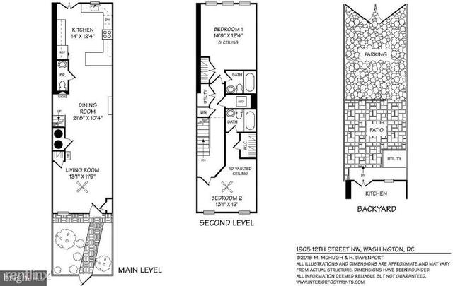 2 Bedrooms, U Street - Cardozo Rental in Washington, DC for $3,900 - Photo 2