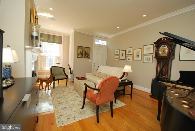 3 Bedrooms, Old Town Rental in Washington, DC for $4,100 - Photo 2