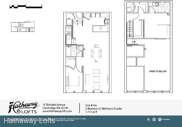 1 Bedroom, Porter Square Rental in Boston, MA for $2,750 - Photo 2