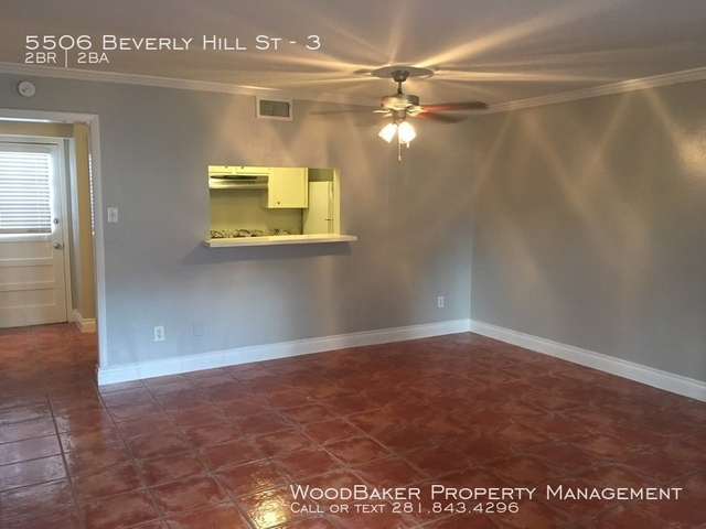 2 Bedrooms, Larchmont Rental in Houston for $1,279 - Photo 1